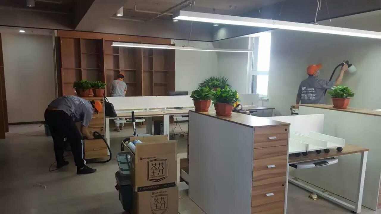 木制柜子重點施工