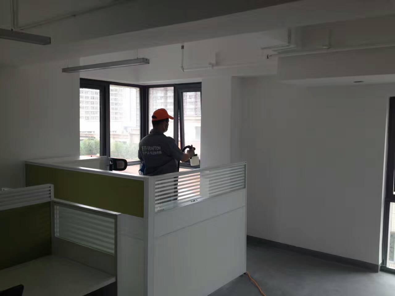 辦公區域全方位施工