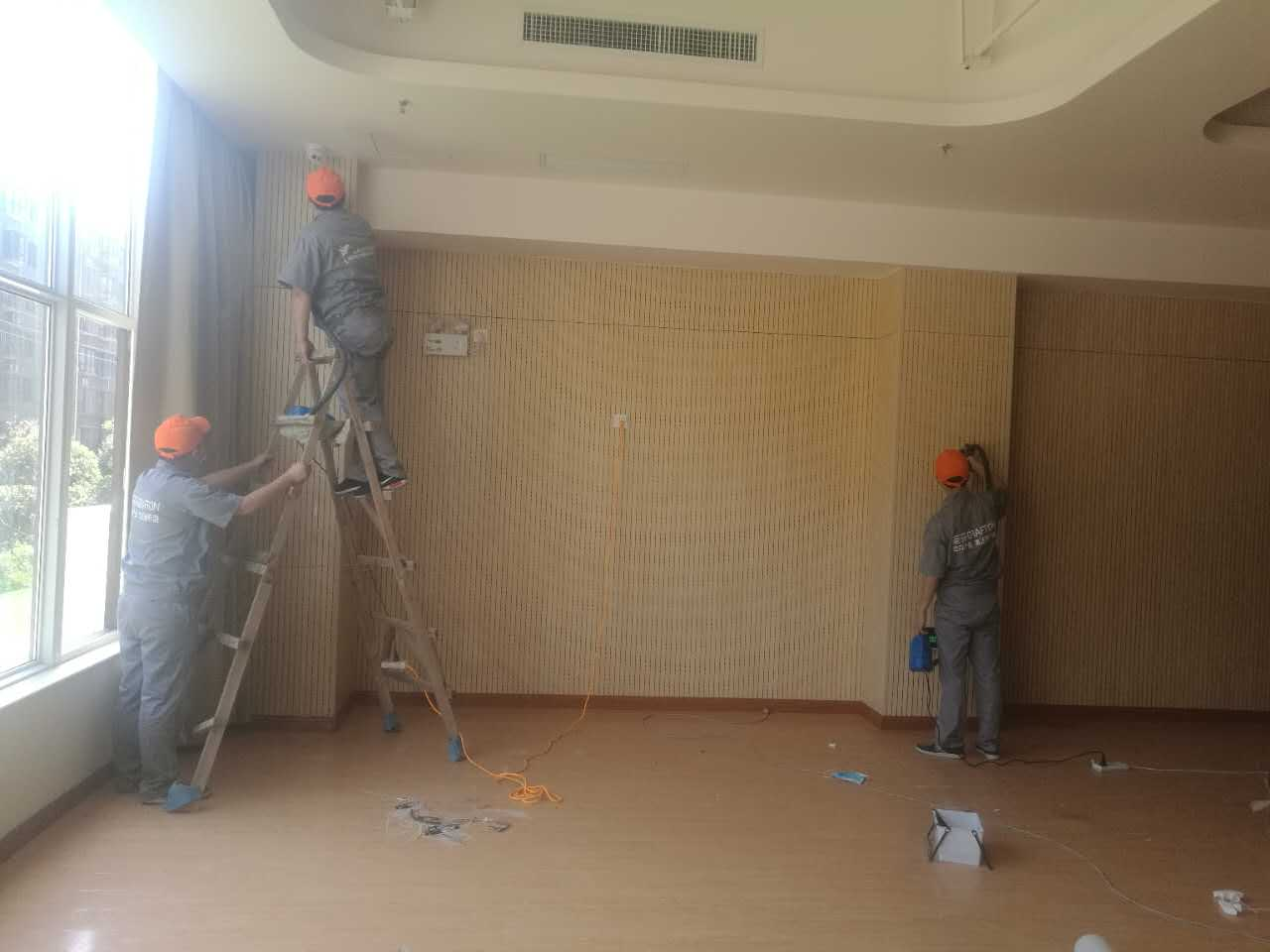 墙面360°全方位施工