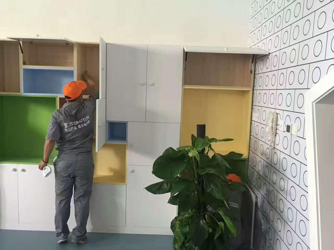 柜子隔檔全方位施工